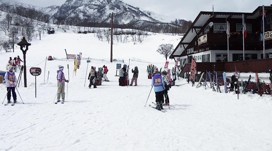 赤倉温泉スキー場 インフォ