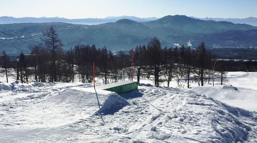 赤倉温泉スキー場 くまどパーク