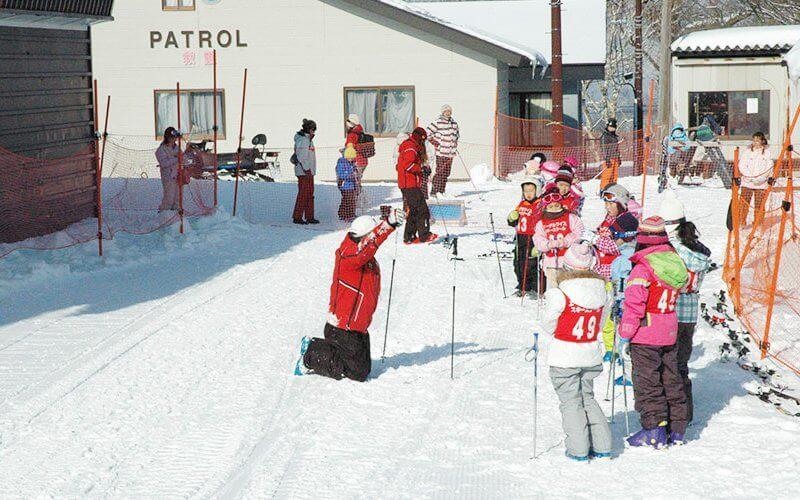 エーデルワイススキーリゾート キッズスクール