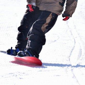 白馬コルチナスキー場 スノーボード