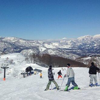 長野県 白馬五竜スキー場