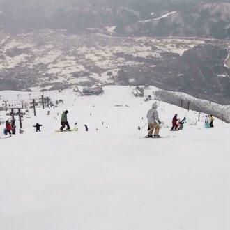 長野県 八方尾根スキー場
