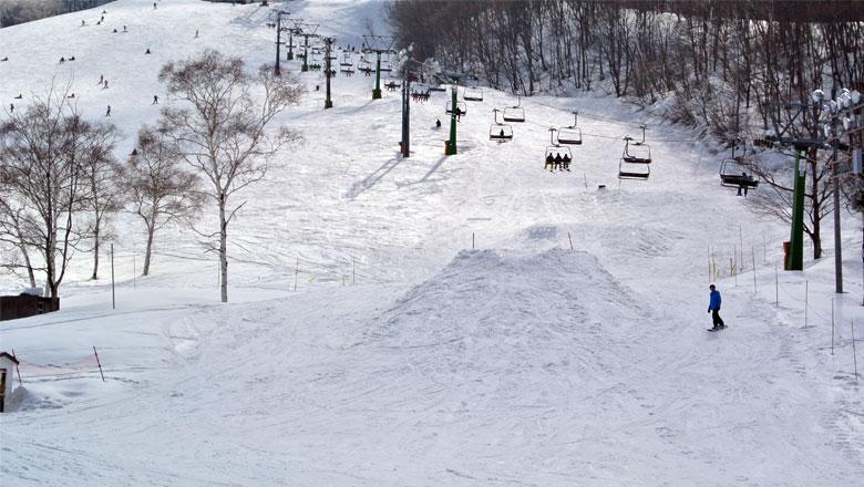斑尾高原スキー場 リフト