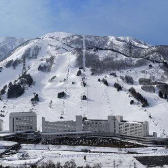 苗場スキー場 全体
