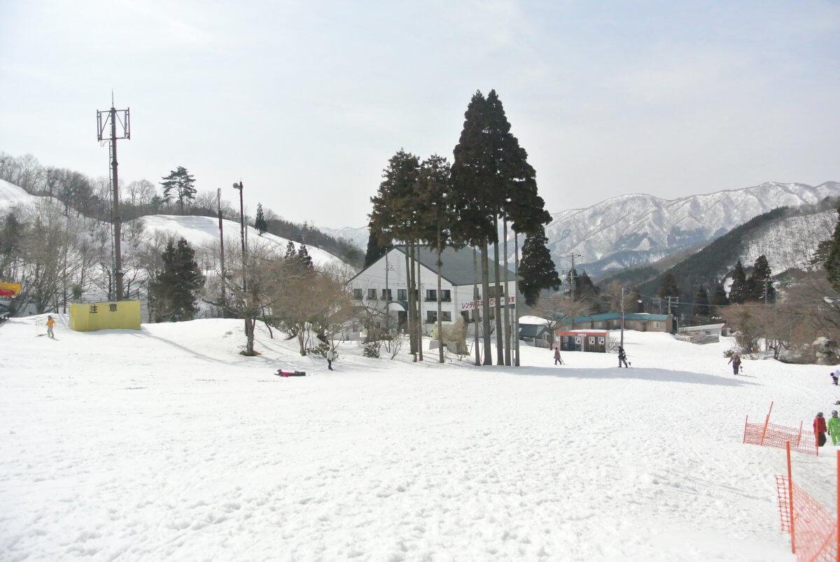 グランスノー奥伊吹 スキー場