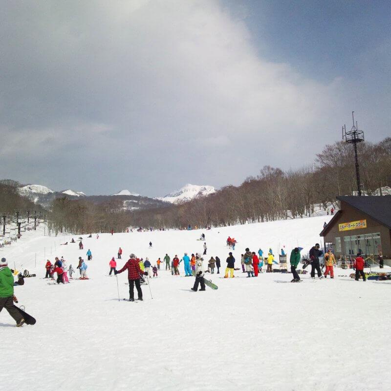 たんばらスキーパークスキー場