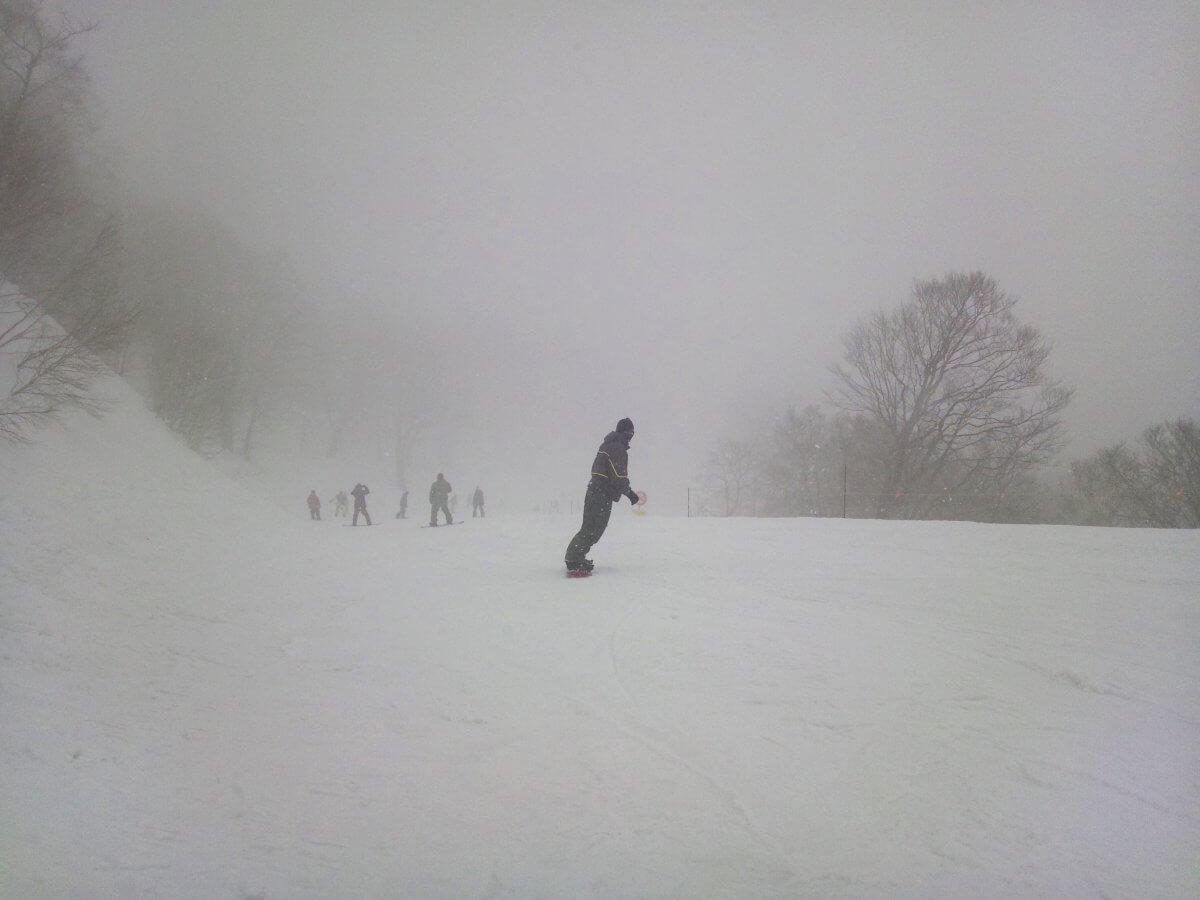 たんばらスキーパーク あれた天気