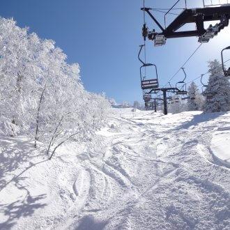 山形 蔵王温泉スキー場